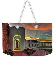 Ferguson Center For The Arts Weekender Tote Bag