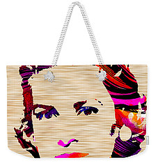 Grace Kelly Weekender Tote Bag by Marvin Blaine
