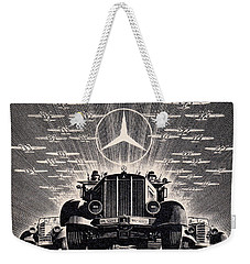 Mercedes - Benz Weekender Tote Bag