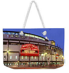 Usa, Illinois, Chicago, Cubs, Baseball Weekender Tote Bag