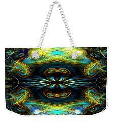 609 - Lucid Infinity .... Weekender Tote Bag