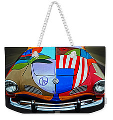 60s Wild Ride Weekender Tote Bag