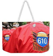 610 Stompers - New Orleans La Weekender Tote Bag