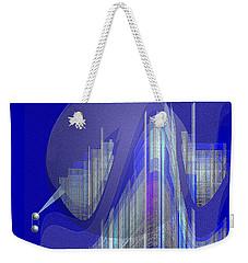 629 - City Of Future 5 .... Weekender Tote Bag