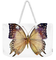 63 Great Nawab Butterfly Weekender Tote Bag