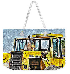 644e - Automotive Recycling Weekender Tote Bag