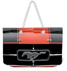 65 Mustang Weekender Tote Bag