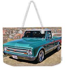 '67 Chevy Truck Weekender Tote Bag