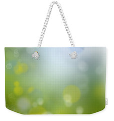 Abstract Circles 47 Weekender Tote Bag