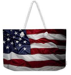 American Flag 52 Weekender Tote Bag