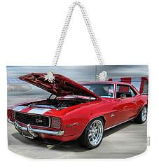 '69 Camaro Z28 Weekender Tote Bag