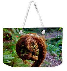 Hapu'u Pulu Weekender Tote Bag by Lehua Pekelo-Stearns