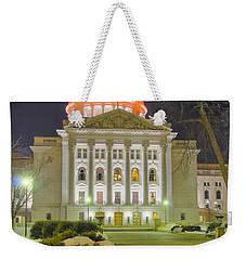 Madison Capitol Weekender Tote Bag