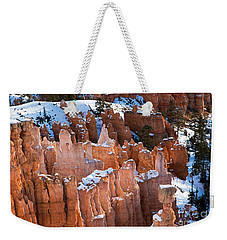 Sunset Point Bryce Canyon National Park Weekender Tote Bag