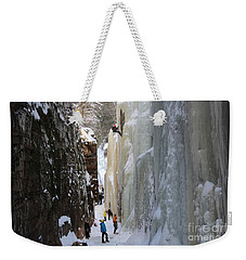 The Flume Gorge Nh Weekender Tote Bag
