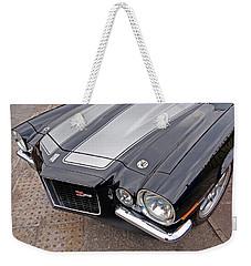 71 Camaro Z28 Weekender Tote Bag