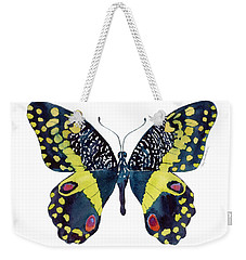 73 Citrus Butterfly Weekender Tote Bag