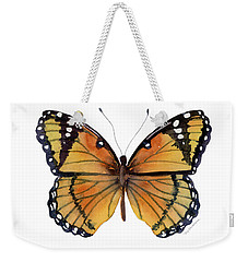 76 Viceroy Butterfly Weekender Tote Bag