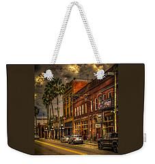 7th Avenue Weekender Tote Bag by Marvin Spates