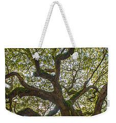 Island Angel Oak Tree Weekender Tote Bag
