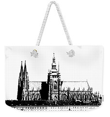 Cathedral Of St Vitus Weekender Tote Bag
