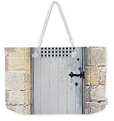 Old Door Weekender Tote Bag by Tom Gowanlock