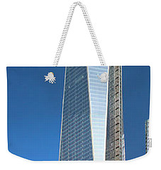 9/11 Memorial Weekender Tote Bag by Mariarosa Rockefeller