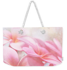 Weekender Tote Bag featuring the photograph Aloha by Sharon Mau