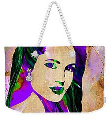 Angelina Jolie Collection Weekender Tote Bag