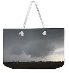 Strong Nebraska Supercells Weekender Tote Bag