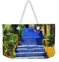 Symi Island Weekender Tote Bag