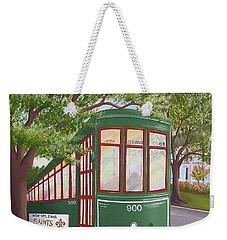 900 On The Avenue Weekender Tote Bag