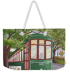 900 On The Avenue Weekender Tote Bag