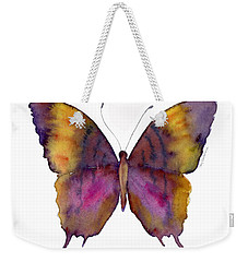 99 Marcella Daggerwing Butterfly Weekender Tote Bag