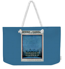 A 17th Century French Chateau Weekender Tote Bag