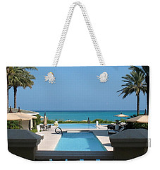 A Beautiful View Weekender Tote Bag