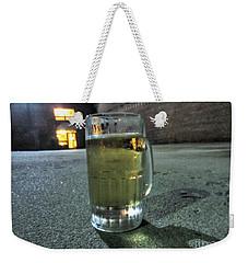 A Beer Mug In An Alley  Weekender Tote Bag