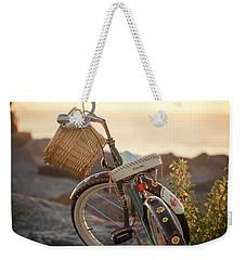 A Bike And Chi Weekender Tote Bag