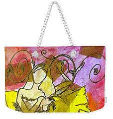 A Bit Of Whimsy Weekender Tote Bag