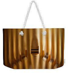 A Blur Of Pipes Weekender Tote Bag