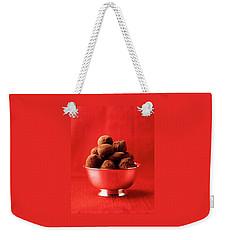 A Bowl Of Truffles Weekender Tote Bag