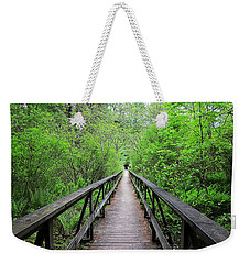 A Bridge To Somewhere Weekender Tote Bag