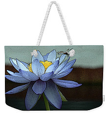 A Brief Encounter Weekender Tote Bag by Yvonne Wright