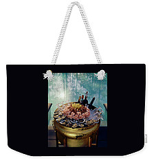A Bucket Of Shrimp Weekender Tote Bag