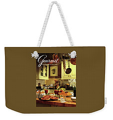 A Buffet Brunch Party Weekender Tote Bag
