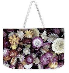A Bushel Of Autumn Weekender Tote Bag