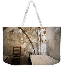 A Cell In La Conciergerie De Paris Weekender Tote Bag by RicardMN Photography