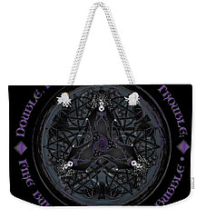 A Celtic Witches' Brew Weekender Tote Bag