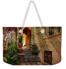 A Charleston Garden Weekender Tote Bag