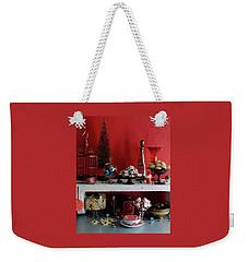 A Christmas Display Weekender Tote Bag